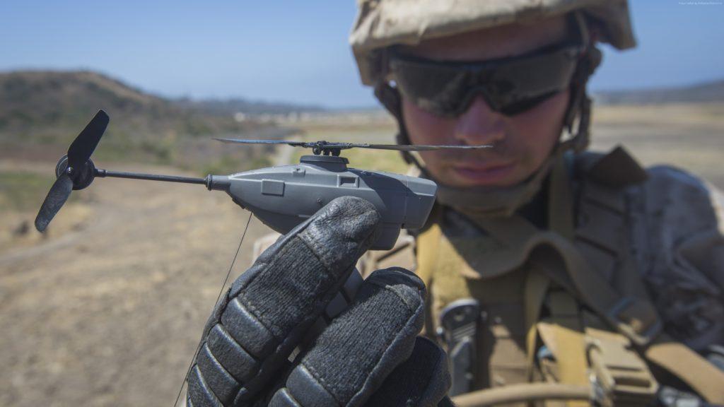 UAS for Reconnaissance and Surveillance - European Security
