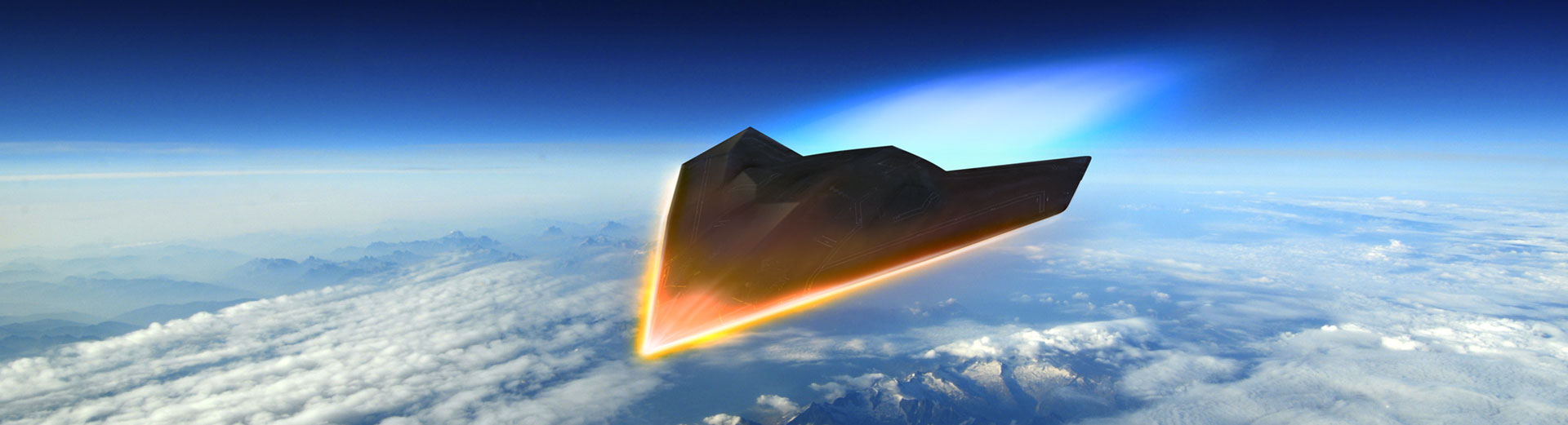 Scramjet-Powered Hypersonic Missile - European Security