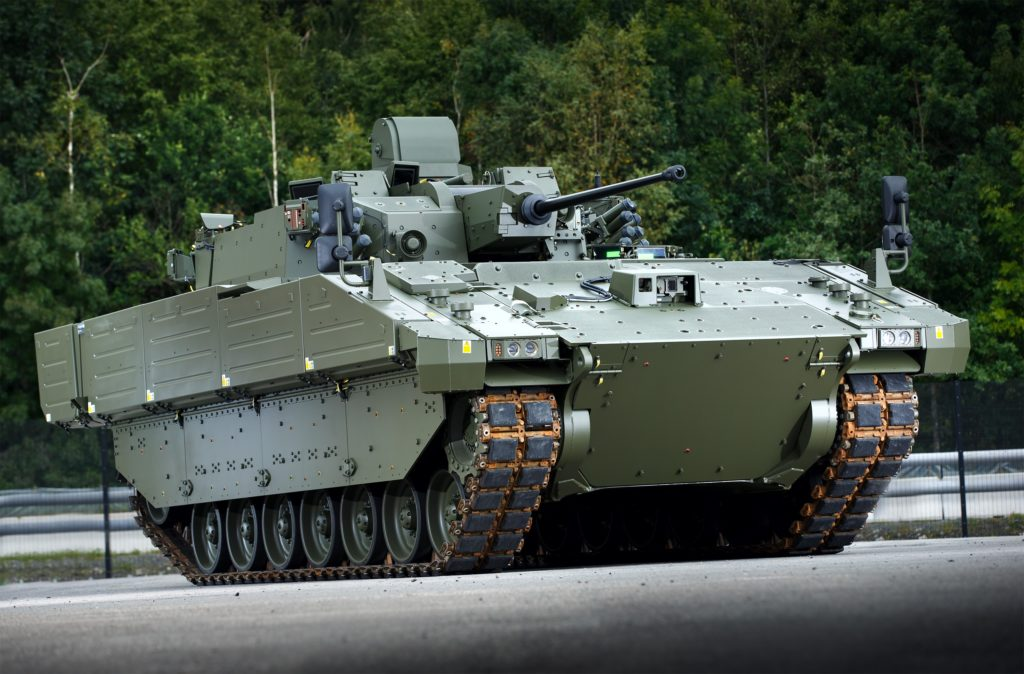 British Army Invests In New Fleet Of Armoured Vehicles European Security Defence