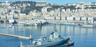 NATO Algeria Exercise Participants