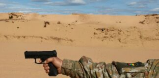 Lithuanian pistol