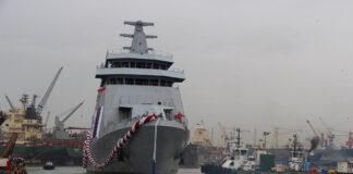 Qatar Training Ship Launched