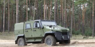 Danish Army EAGLE V