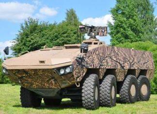 Patria AMV Japan