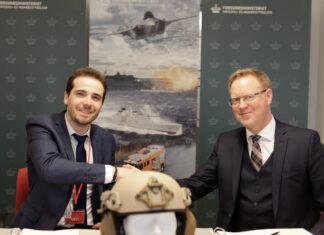 Racal Acoustics Danish Contract