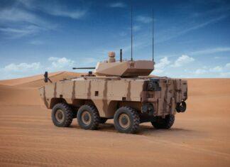 6x6 RABDAN Launched