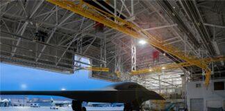 B-21 Environmental Protect Shelter