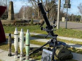 New Dutch 81mm Mortar