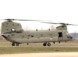 New CH-47F