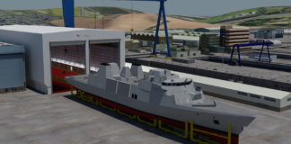 Type 31 WSCDR Completed