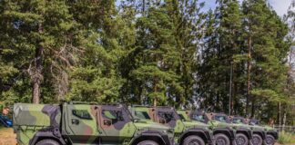 Finnish GTP Vehicles Delivered