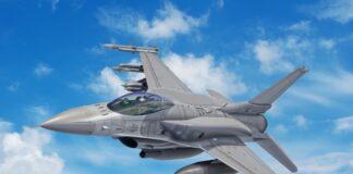 Slovak F-16s