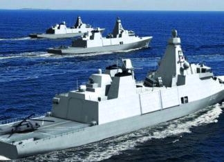 European Frigate Programmes