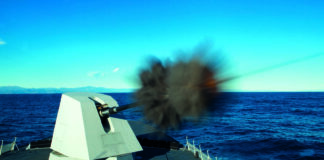 Naval Fire Support Evolves